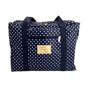 Handbags - NEW Dotted Travel Luggage Bag